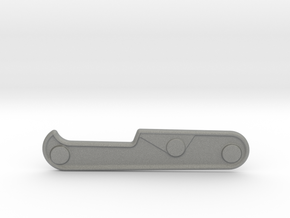 91mm Victorinox thin scale 2 in Gray PA12