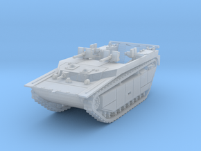 LVT-4 (MG flat shield) 1/200 in Smooth Fine Detail Plastic