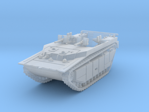 LVT-4 (MG flat shield) 1/285 in Smooth Fine Detail Plastic