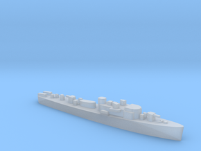 US PC-461 class submarine chaser 1:1800 WW2 in Smooth Fine Detail Plastic