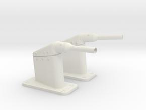 1.6 TUBES PITOT X2 EC 145 EC 135 in White Natural Versatile Plastic