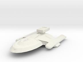 """Hornet Class Patrol craft v3  3.5"""" long in White Natural Versatile Plastic"""