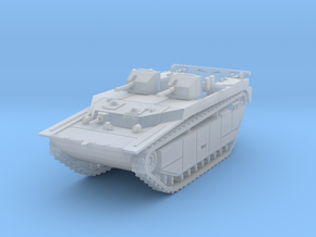 LVT-4 (MG box shield) 1/160 in Smooth Fine Detail Plastic
