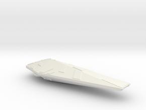 3788 Scale Hydran Picador Minesweeper CVN in White Natural Versatile Plastic