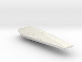 3125 Scale Hydran Picador Minesweeper CVN in White Natural Versatile Plastic