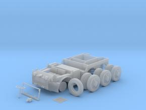 Saurer 6ML ohne Kletterrad 1:35 in Smooth Fine Detail Plastic: 1:35