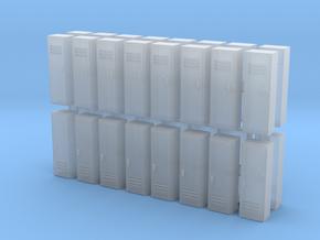 Locker (x32) 1/200 in Smooth Fine Detail Plastic
