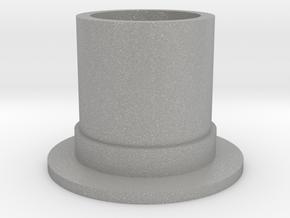 Top Hat Espresso Cup in Aluminum