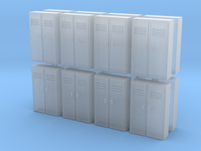 Double Locker (x16) 1/200 in Smooth Fine Detail Plastic