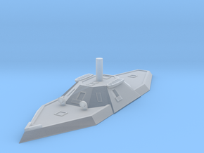 1/1200 CSS Tuscaloosa in Smooth Fine Detail Plastic