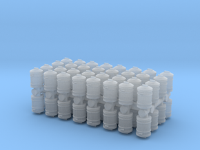 Garbage Can (x64) 1/200 in Smooth Fine Detail Plastic