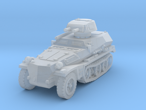 Sdkfz 253 with Pz I Turret 1/200 in Smooth Fine Detail Plastic