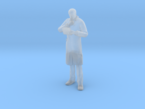 Printle T Homme 1122 - 1/87 - wob in Smooth Fine Detail Plastic
