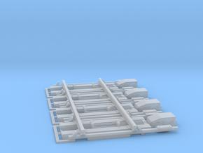 4 sporskiftedrev in Smooth Fine Detail Plastic