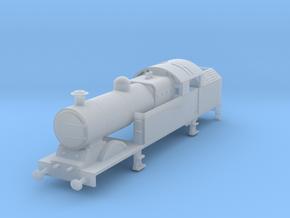 b-148fs-metropolitan-g-class-0-6-4t-loco in Smooth Fine Detail Plastic