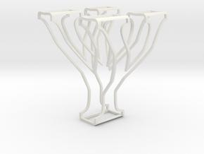 Y in White Natural Versatile Plastic
