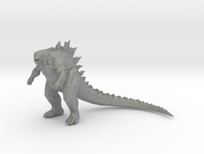 Godzilla Earth kaiju monster miniature games 65mm in Gray PA12