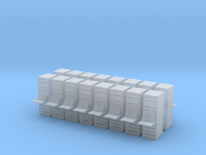 Computer Server (x16) 1/220 in Smooth Fine Detail Plastic