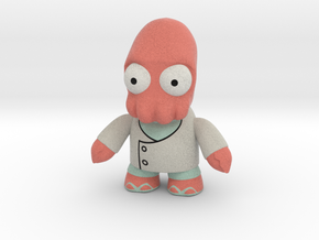 Zoidberg - Futurama in Full Color Sandstone