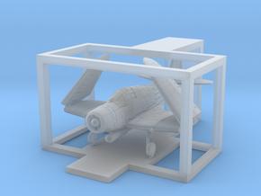 TBD Devastator 1/350 - Folded Wings in Smoothest Fine Detail Plastic