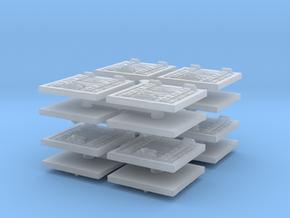 Wooden Trapdoor (x16) 1/200 in Smooth Fine Detail Plastic