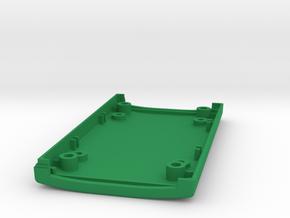 ACCS-B-01 in Green Processed Versatile Plastic