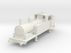 b-76-metropolitan-e-class-0-4-4t-loco in White Natural Versatile Plastic