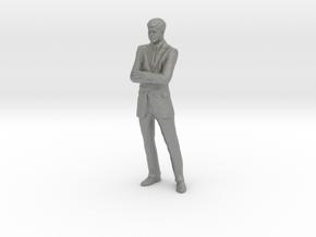 SE JFK figure in Gray PA12