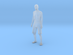 Printle C Homme 1156 - 1/72 - wob in Smooth Fine Detail Plastic