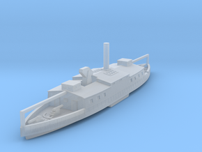 1/1200 USS Commodore Morris in Smooth Fine Detail Plastic