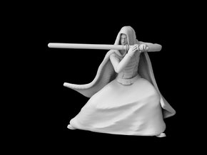 (1/47) Barriss Offee in Smooth Fine Detail Plastic