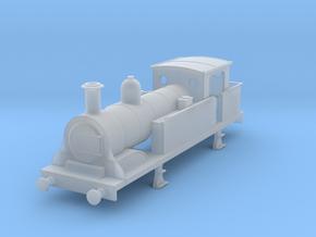 b-148fs-metropolitan-c-class-0-4-4t-loco in Smooth Fine Detail Plastic