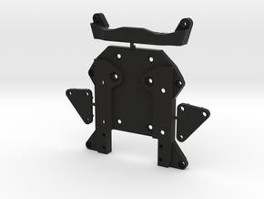 1.9 Wraith IFS adapter in Black Natural Versatile Plastic