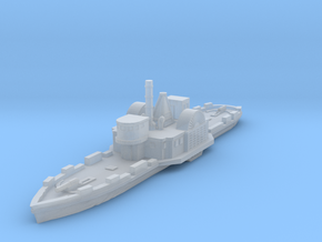 1/1200 USS Jacob Bell in Smooth Fine Detail Plastic
