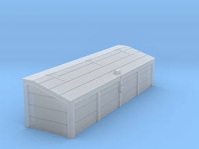S Scale Tool Chest in Smooth Fine Detail Plastic