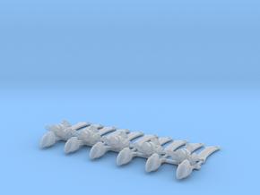 Eldar Corsair Conversion Kit in Smooth Fine Detail Plastic