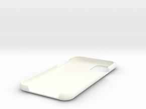 IPhone 11 Pro Case in White Processed Versatile Plastic