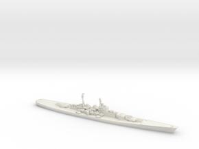 Kremlin 1/1800 (Project 24) in White Natural Versatile Plastic