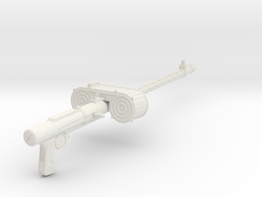 MG15 in  1:10  in White Natural Versatile Plastic