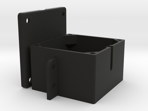 Receiver Box for Element RC IFS Kit (Element seal) in Black Natural Versatile Plastic