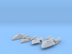 Prometheus Class 1/7000 in Smooth Fine Detail Plastic