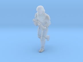 sovereign trooper_03 in Smooth Fine Detail Plastic