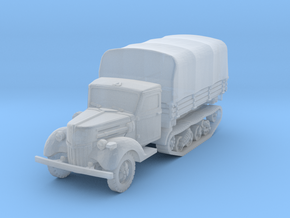 Ford V3000 Maultier early (covered) 1/144 in Smooth Fine Detail Plastic