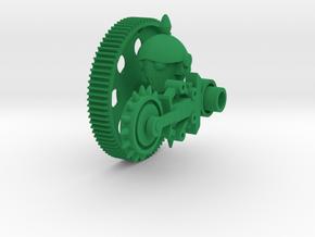 Nemesis Ruination Kit in Green Processed Versatile Plastic: Extra Large