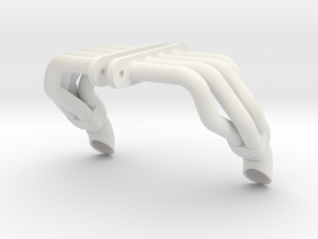 SMT10 MJStyle Header With Tip in White Natural Versatile Plastic: 1:10