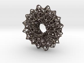 Möbius Net in Stainless Steel