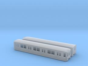 DR ET 167  TT [2x body] in Smooth Fine Detail Plastic