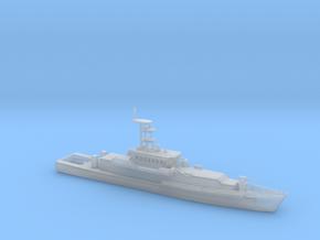 1/700 Scale  USCGC Bernard C Webber WPC-101 in Smooth Fine Detail Plastic