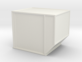 AKE Air Container (closed) 1/76 in White Natural Versatile Plastic