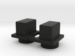 switch plungers in Black Natural Versatile Plastic